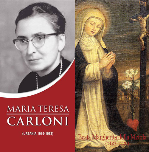 Maria Teresa Carloni e la Beata Margherita