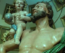 Conversazione su San Cristoforo Martire (continuo)