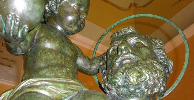 Colonna de S. Cristò
