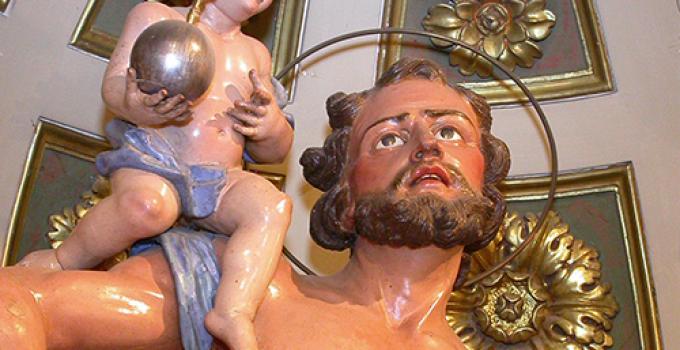 Conversazione su San Cristoforo Martire